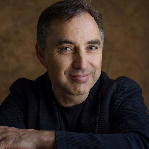 Ricardo Casero, director artístico y musical de la Orquesta Reino de Aragon