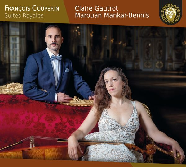 Françoise Couperin: Suites Royales. Disco