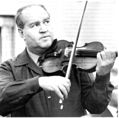David Oistrakh, el violinista luminoso