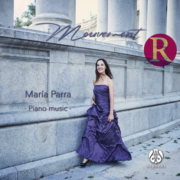 Maria Parra: Mouvement, segundo disco de la pianista y compositora