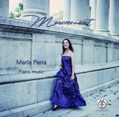 Mouvement, segundo disco de la pianista y compositora María Parra