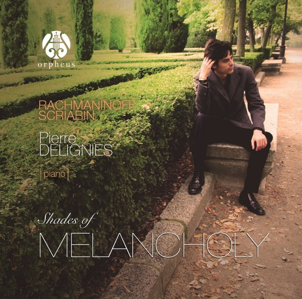 Pierre Delignies presenta su disco Shades of Melancholy