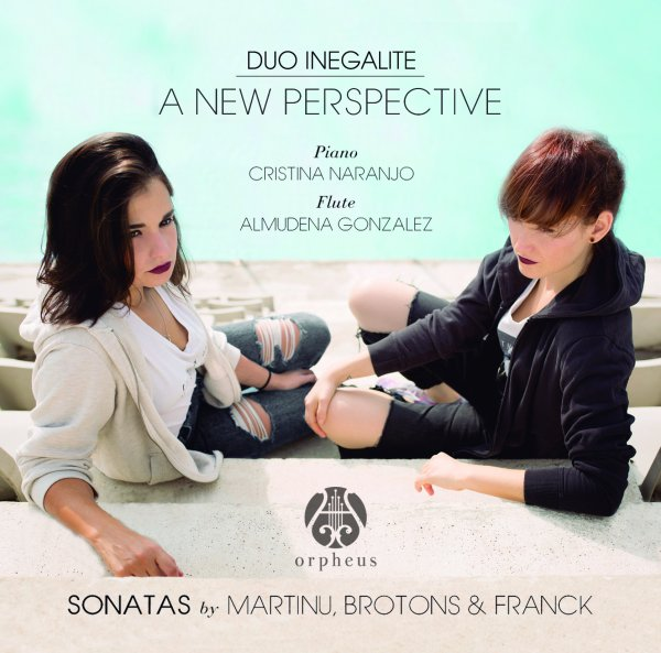 A new perspective, disco del duo La Inegalite