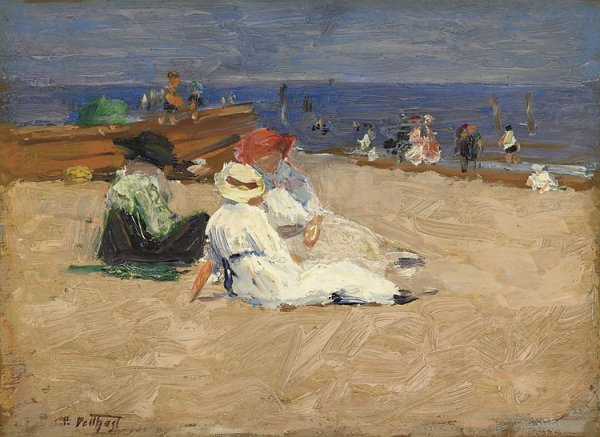 Edward Henry Potthast (1857-1927)