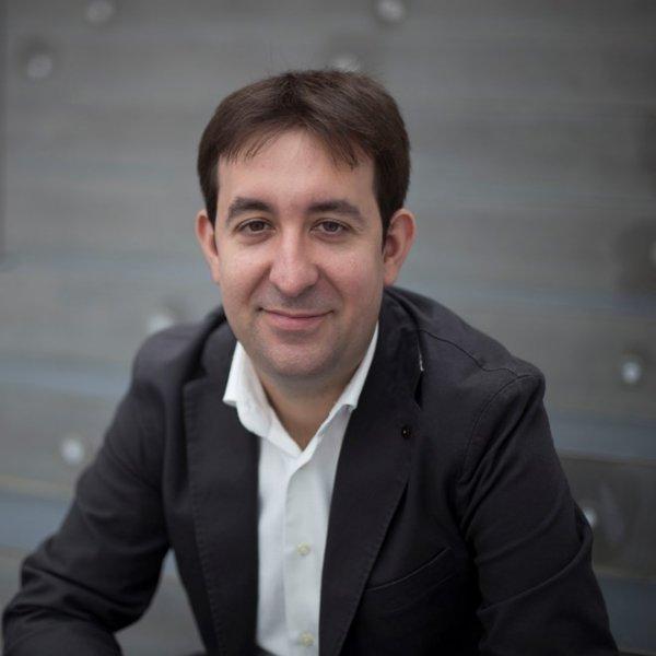 Sergio Guarne, fundador y Director General de la Orquesta Reino de Aragon