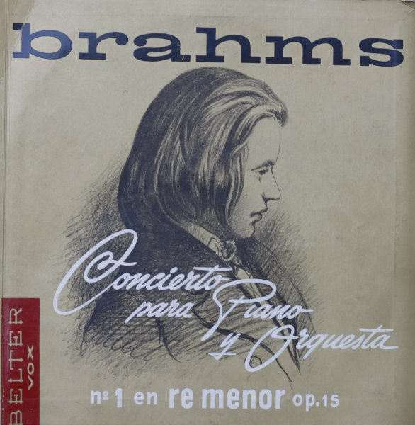 Brahms: Concierto para piano y orquesta en re menor Op. 15