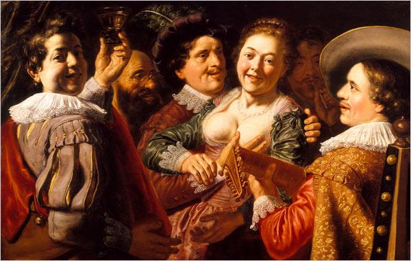 Danzas de la suite barroca la courante cl sica2 for Define baroque art